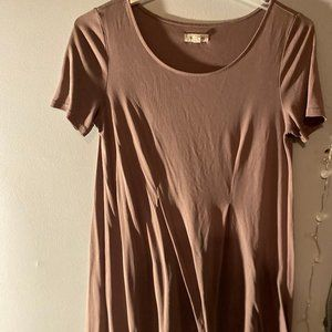Urban Outfitters Silence + Noise t-shirt dress